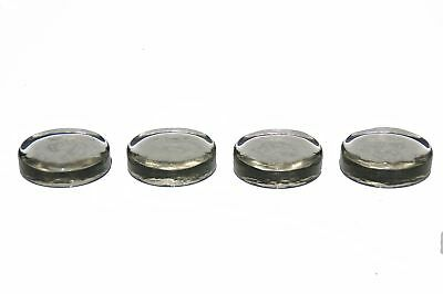 """X-Large glass Fermentation Weights 4 pack (2 3/4"""" to fit a wide mouth"""