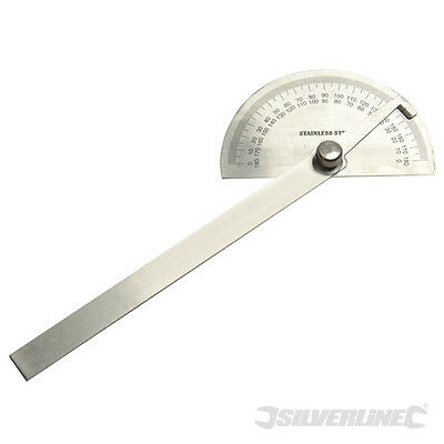 Silverline ~ Winkelmesser 150mm 793829