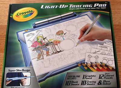Crayola: Light-Up Tracing Pad - Bright LED Power in an Ultra Thin Tablet ** NEW