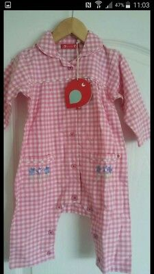 piccalilly baby girls outfit bnwt