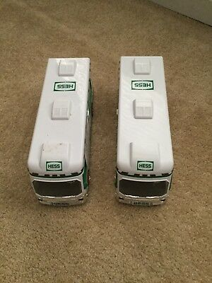 Sold as a Set - 1998 Hess RV