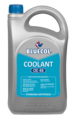 Bluecol 3 Year Coolant OE48 5 litre - BAF005