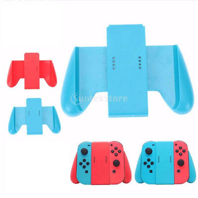 2pcs Comfort Hand Grip Adaptor Holder for Nintendo Switch Joy-Con Controller
