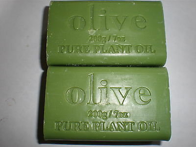 Aussie Made Natural Olive Oil Soap 20 Cakes X 200Grm