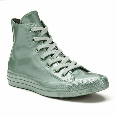 167fae68b1c2 Women s Converse Chuck Taylor All Star Metallic Rubber High-Top Sneakers ~  NWT!