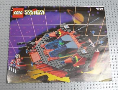 LEGO INSTRUCTIONS MANUAL BOOK ONLY 6939 Saucer Centurion x1PC