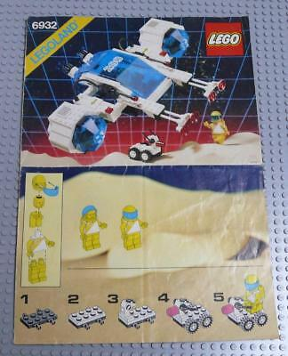 LEGO INSTRUCTIONS MANUAL BOOK ONLY 6932 Stardefender 200 x1PC