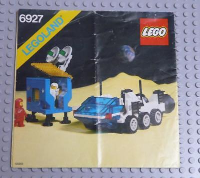 LEGO INSTRUCTIONS MANUAL BOOK ONLY 6927 All-Terrain Vehicle x1PC