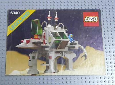 LEGO INSTRUCTIONS MANUAL BOOK ONLY 6940 Alien Moon Stalker x1PC
