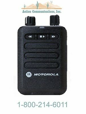 New Motorola Minitor Vi - Vhf 143-174 Mhz, 5 Channel Pager