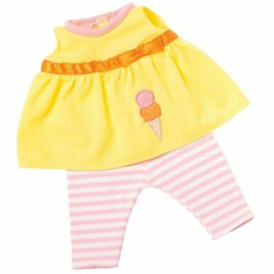 Manhattan 154770 My Treat Baby Doll Outfit - New, Sealed