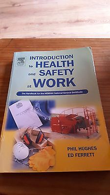 Introduction to Health and Safety at Work: Handbook for the NEBOSH General...