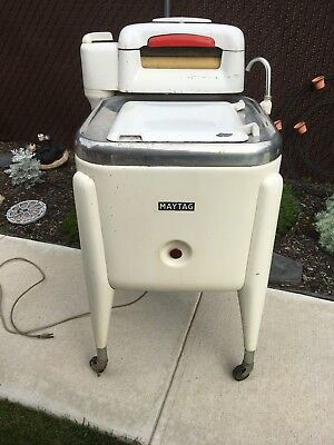 Vintage Maytag Washing Machine