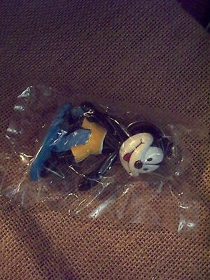 Key Chain, Collectible, Felix The Cat, On A Surf Board