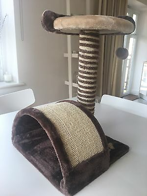 New 3 in one cat scratcher for kitty cat