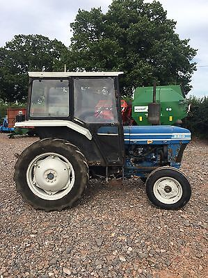 Ford 3610 2wd Tractor Ideal Yard Scraper Small Tractor