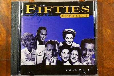 The Fifties Complete - Volume 4  - Used - VG