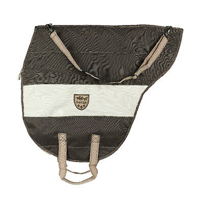 Horze Saddle Carrier Travel Bag - Horse Competition/Show Accessories