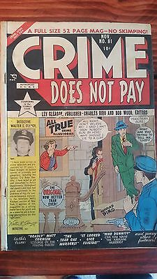 Crime Does Not Pay (1942) #81 G