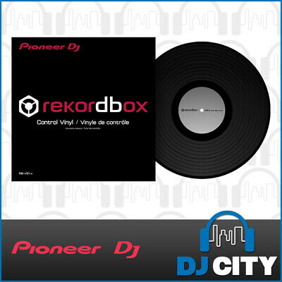 Pioneer Rekordbox Control Vinyl DVS Scratch Record Recordbox LP - NEW