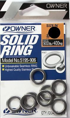 Owner Solid Fishing Ring