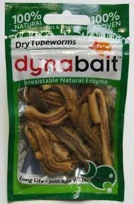Dynabait Freeze Dried Tubeworms Bait