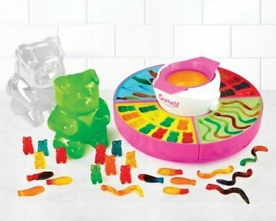 Nostalgia Electrics Candy Maker |GCM600| Giant Gummy
