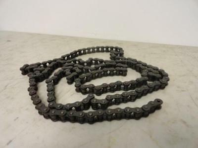 """87470 Old-Stock, Whitney RSD40A Roller Chain, #40, 1/2"""" PITCH, 10'"""