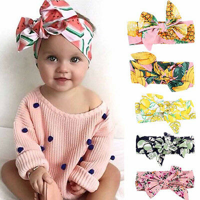 Baby Girls Headband Elastics For Newborns Elastic Hair Head Hairband Phtography