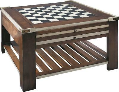 Authentic Models Game Table, Ivory - Spieletisch, elfenbeinfarbig