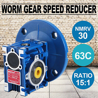 Nmrv030 Worm Gear 63C Speed Reducer Gearbox Unit Free Shipping Local Seller Good