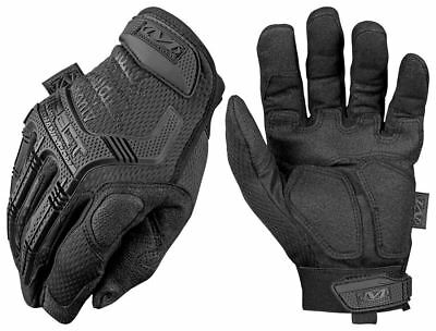 Mechanix M-Pact Mens Gloves Wear Military Airsoft Tactical Hunting Camo Black