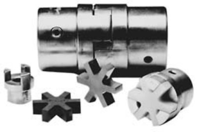 Boston Gear FC257/8 Shaft Coupling Half, FC25 Coupling Size, 0.875 inches Bore,