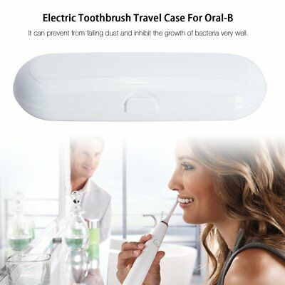 Electric Toothbrush Travel Case Toothbrush Protect Case Hard Case for Oral-B AU