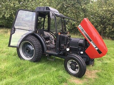 Case 2130E Orchard Vineyard Narrow Tractor 4x4 60hp 1996 Only 950hrs