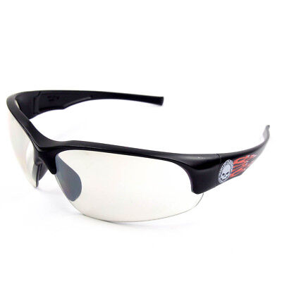 Harley Davidson Safety Biker Riding Motorcycle Sun Glasses Mirror Lens HD1502