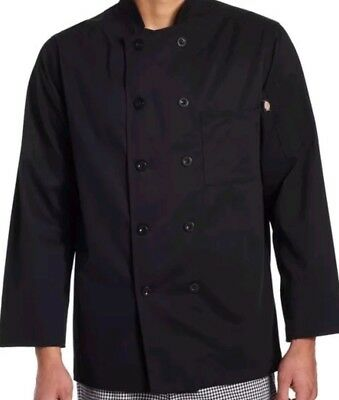 chef Works black jacket long sleeve