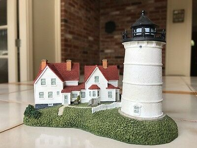 Harbour Lights - Nobska, Massachusetts Lighthouse - HL 203