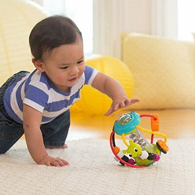Baby Activity Ball Toddlers Kids Learning Fun Toy Developmental Play Discover
