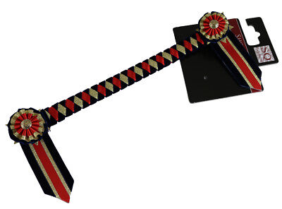 Show Quest Browband Boston - Tack & Equipment