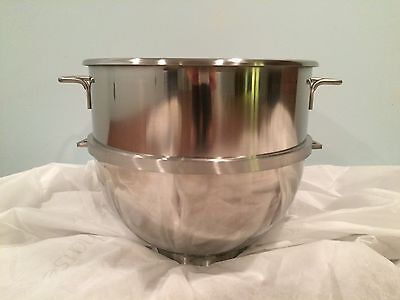 New 60 Quart Qt Stainless Steel Mixing Mixer Bowl for Hobart H600 P660