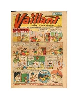 Vaillant   N°    276   1950    Be+