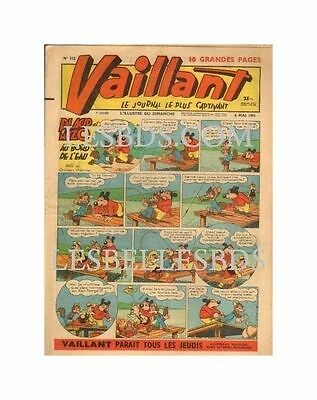 Vaillant   N°    312   1951   Be