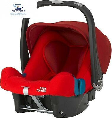 Baby-Safe SHR II Groupe 0+ Flame Rouge