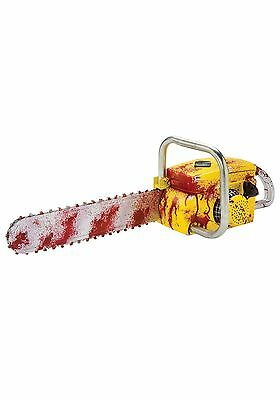DELUXE ANIMATED CHAINSAW WITH SOUND (with defects)