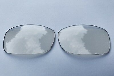 Clear Transparent Replacement Oakley Fives Squared & 3.0 Lenses