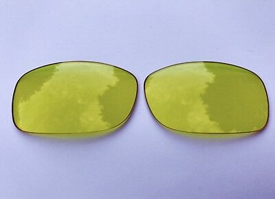 Clear Hd Yellow Night Vision  Replacement Lenses For Oakley Fives Squared & 3.0