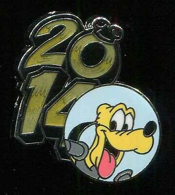 2014 Booster Pluto Disney Pin 99742