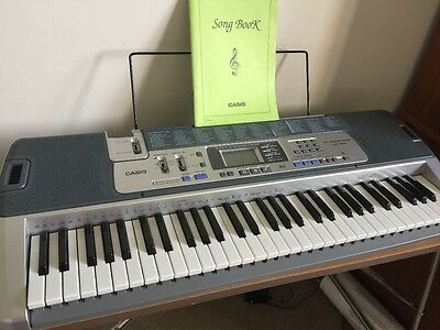 Casio LK-100 Key Lighting Keyboard - Very Good condition / Kew/ Melbourne
