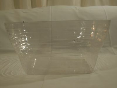 Plastic Protector ONLY for Longaberger Large Oval Laundry Basket